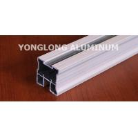 Durable Aluminum Square Tubing , Enox Aluminium Profile For Wardrobe Cabinets Manufactures