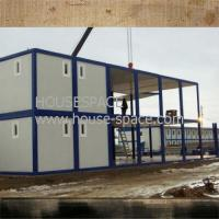 Light Steel Structure Mobile Office Containers For Dining Room House Manufactures