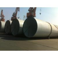 Large Diameter API 5L SSAW Steel Pipe / Spiral Steel Pipe For Oil pipeline GB 5310 3087 GB/T 8163 Manufactures