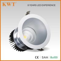 High power 50w 60W 70W recessed LED downlight manufacture 6 inch 8 inch 10 inch Manufactures