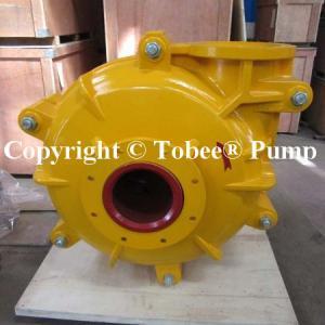 4/3 centrifugal slurry pump Manufactures