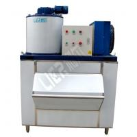 500Kg/Day Small Flake Ice Machine For Home Automatic Operation Manufactures