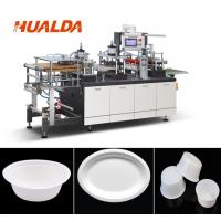 Recycle Paper Plate Making Machine 1880 * 1450 * 1900 Mm Dimension Manufactures