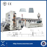 China CE & ISO Plastic Extruder Machine Manufacturer on sale