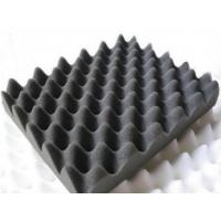 Hifi Car Heat / Sound Insulation Material Cushioning Foam Pyramid Foam Rubber Manufactures
