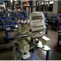 China 1 Head Industrial Embroidery Machine on sale