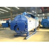 Most Energy Efficient Gas Boiler , Garment Fire Tube Condensing Boiler Manufactures