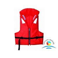 China Orange Marine Life Saving Equipment  Work Life Jacket  With different Type on sale