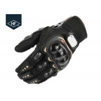 China Black Red Blue Off Road Motorcycle Accessories Waterproof Full Finger Gloves on sale
