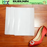 Quality sports shoes material adhesive backed fabric toe puff Hot melt adhesive fabric for sale