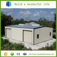 Steel storage fast install fabricated steel structure warehouses sale Manufactures