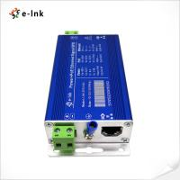 10/100/1000M Gigabit Poe Injector , Ethernet Power PoE Surge Protector IP 20 Manufactures