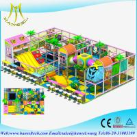 Hansel soft padded playground pvc soft indoor playground Manufactures