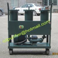 Handled Oil Purifier Machine, Portable Oil Filtering Device low price,small oil filtration unit Manufactures