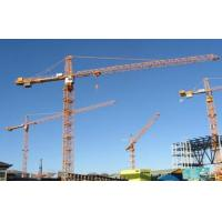 QTZ Series Construction Tower Crane 150 M Height For Residential Buildings Manufactures