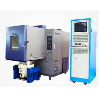 High Precision Environmental Test Chamber / Temperature Humidity Chamber For Automotive Parts Manufactures