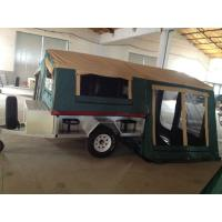 off road tent camper trailer  Heavy-duty trailer Travel Trailer Manufactures