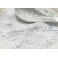 Non Toxic Melamine Raw Material / Melamine Moulding Powder Anti Scratch Manufactures