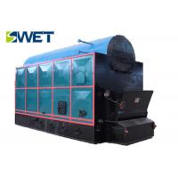 Biomass Coal Fired Industrial Steam Boiler Double Drum 1.25MPa Working Pressure Manufactures