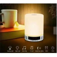 2015 modern style portable bluetooth speaker led lights audio for outdoor meeting party Manufactures