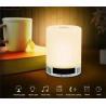Buy cheap Night lights led bulbIndoor lighting bluetooth speaker wireless atmosphere from wholesalers