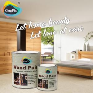 KINGFIX Brand easy sanding NC wood primer paint Manufactures