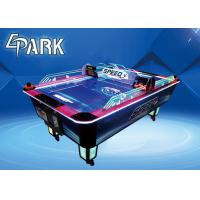 China Coin Operated Speed Hockey Air Hockey Table Entertainment Arcade Electronic Desktop Hockey Game Machine on sale