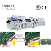 On-line PCBA Cleaning Machine with CE Certificate Manufactures