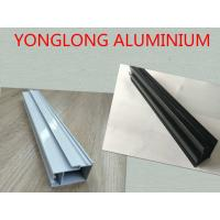 T5 / T6 Powder Coated Aluminium For Window / Door Square Shape Manufactures