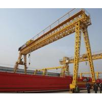 China Hot sell 10t MH Electric hoist gantry crane on sale