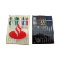 Hotel Amenities Plastic Lightweight Disposable Mini Emergency Sewing Kit For Travel Manufactures