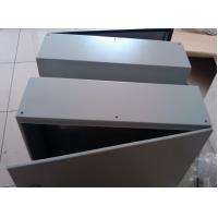 Cold Rolled Steel Outdoor Electrical Control Box IP56 Protection Grade Manufactures