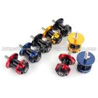 6mm x 1 Motorcycle Spare Parts Swingarm Spools Aluminum Alloy Yamaha YZF R6 Manufactures