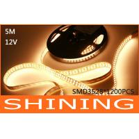 Waterproof IP65 96W SMD 3528 LED Strip Light 5000K Nature White Manufactures
