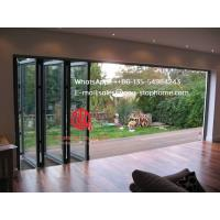 China Sound Reduction aluminum bi-folding door,barn door,hardware,sliding door,front door,panel door on sale