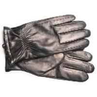 Men′s Leather Gloves (NF10-M25) Manufactures