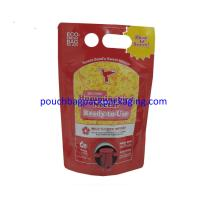 Plastic Wine Bag In Box, Food Packaging Bag, BIB Spout Pouch bag Manufactures