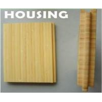 Natiral Vertical Solid Bamboo Flooring Manufactures