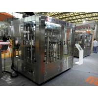 Carbonated Drink Brewery Bottling Equipment Monoblock  Machine 1000Bph - 2000Bph Manufactures