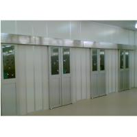380v 50HZ 3P Cleanroom Air Shower For Cargo / Class 100 Clean Room Manufactures