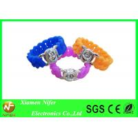 Colorful Fashion Personalized Custom Silicone Wristbands for Silicon Promotional Products Manufactures