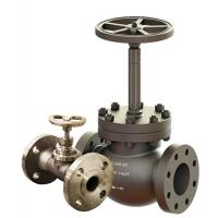 Cryogenic Bellow Seal Globe Valve Extended Bonnet LF2 LCB LCC CF3M For Air Gases Manufactures