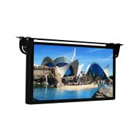 22 Inch Back Fixing Lcd HD Custom Tft Video Bus Advertising Monitor Manufactures