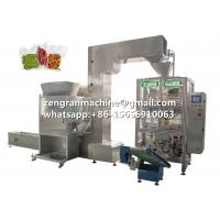 Rice vegetables automatic vacuum weighing packaging machine Manufactures