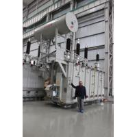 132kV 110kV three phase oil immersed voltage power Manufactures