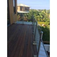 Stainless Steel Post for Glass Railing/ Glass Balustrade Balcony Design Manufactures