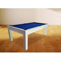 Supplier pool table with dining table wood dining table with billiard table Manufactures
