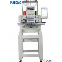 New Commercial High speed single head cap embroidery machine Manufactures