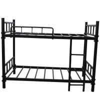 China Easy Transport Industrial Steel Pipe Bunk Bed , Metal Frame Loft Bed on sale