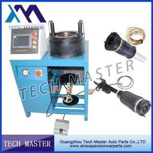 High Pressure Hydraulic Hose Air Suspension Crimping Machine For Repairing Air Suspension Air Spring Manufactures